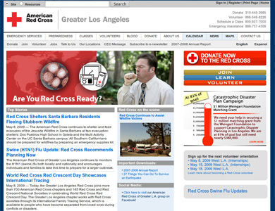 Red Cross LA